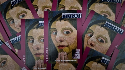 Collage Paula©Landesmuseum Hannover - Archiv des Otto-Modersohn-Museums, Fischerhude